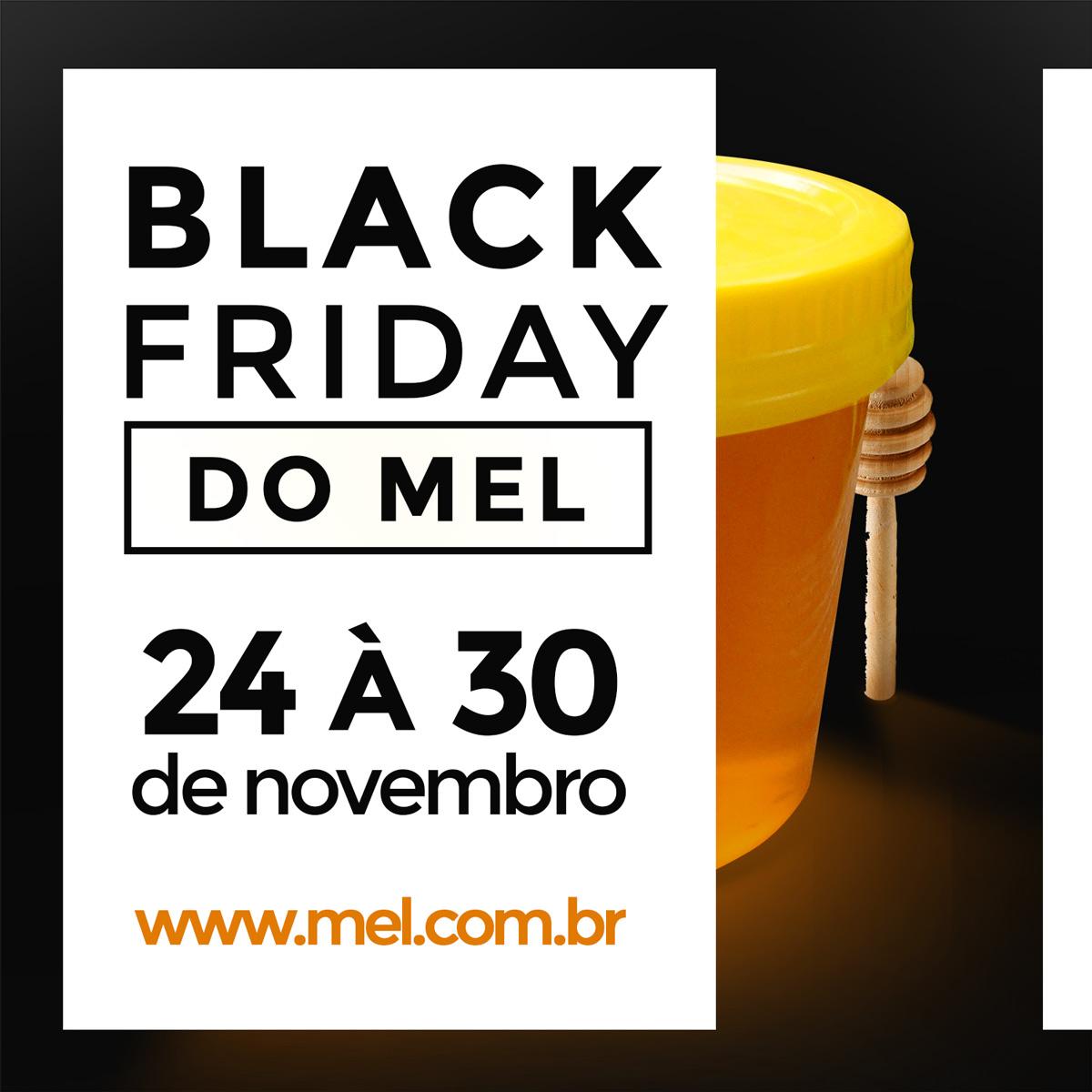 mel em promoção - black-friday